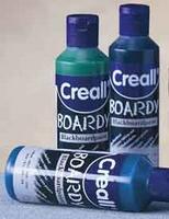 Creall Boardy schoolbordverf: Zwart 90904
