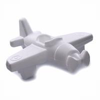 Styropor Vliegtuig 15x16cm (Bov.) art. VIT153