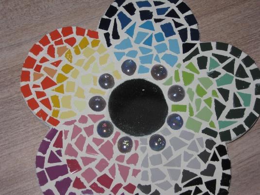 mozaiek steentjes xenos