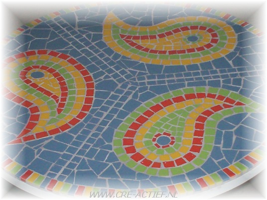 Mozaiek Tegels Goedkoop : Mozaiek tegels steentjes en gereedschap