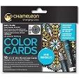Chameleon Embossed Color Cards