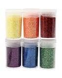 CREOTIME Glitter en klein decomateriaal