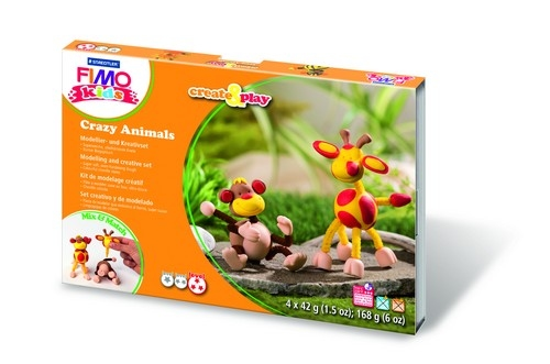 FIMO Kids Create & Play set en Birthday sets