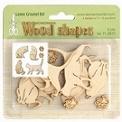LeCrea Wood Shapes