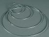 Metalen ringen en vormen