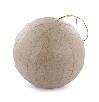 Papier mache vormen: Ballen,Eieren,Harten,Sterren