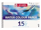Papierblokken, Olie, Acryl, Pastel, Aquarel