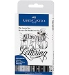 Pit artist pen handlettering pens, Faber Castell