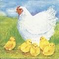 SERVETTEN Voorjaar en Pasen